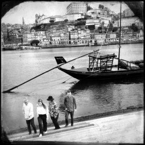 boat, douro river, porto